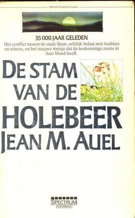 De stam van de Holebeer - Jean M. Auel