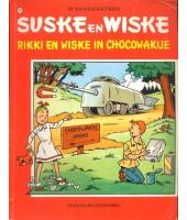 Suske en Wiske 154 : Rikki en Wiske in Chocowakije