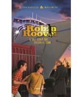 Robin Roover en het schip dat tweemaal zonk - Johan Vandevelde